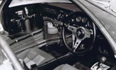 <p>The SR cockpit.</p>