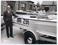 <h5>Healey Marine's Z91 project</h5><p>Z91 was prepared for boat racing.</p>