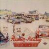 Poster Austin-Healey Forever
